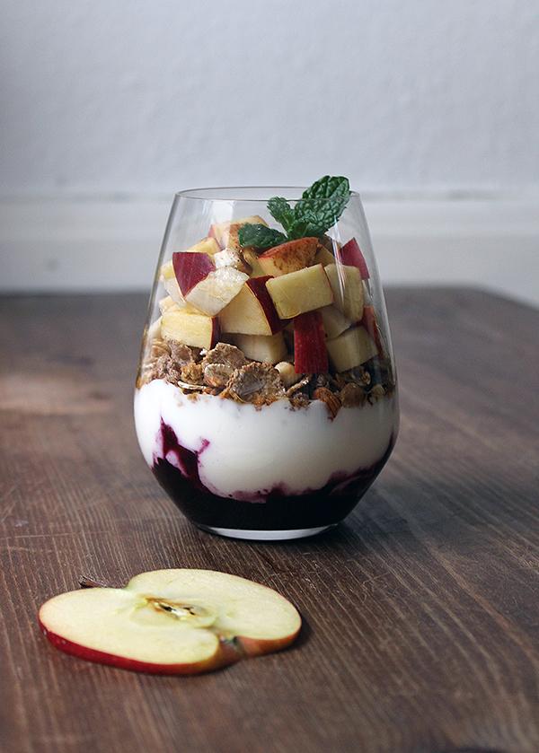 Trifli til morgenmad