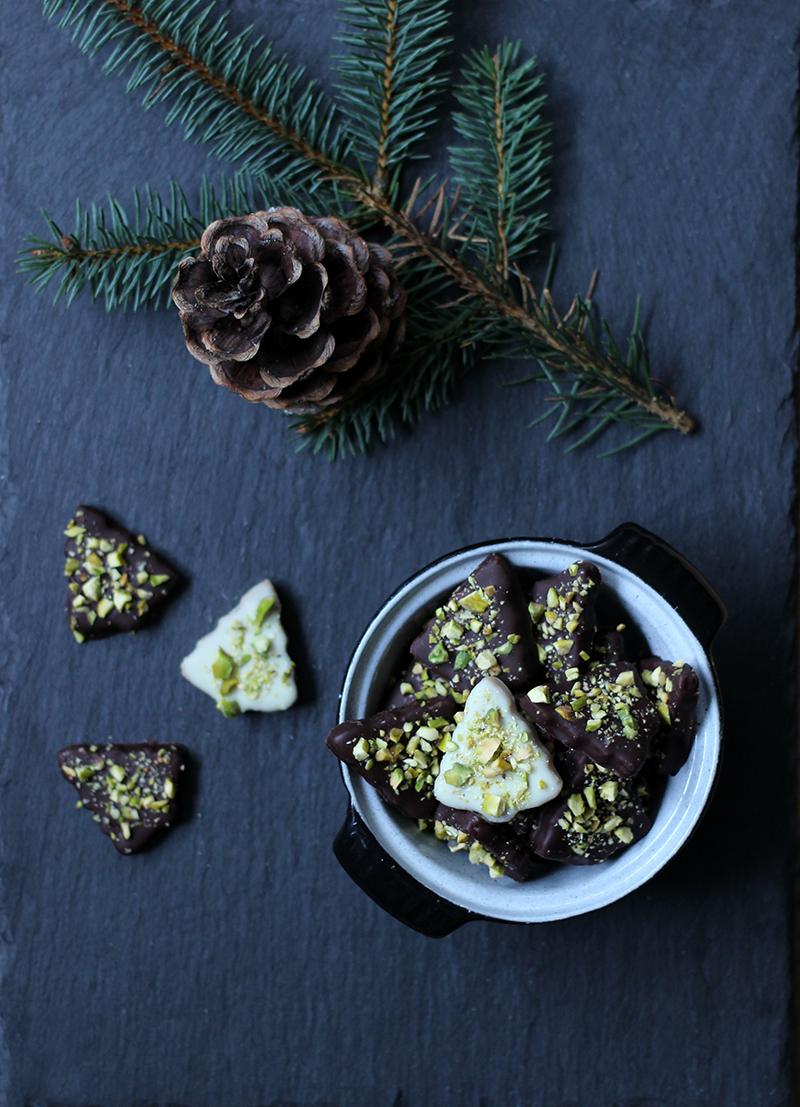 konfekt - juletræ - økologisk